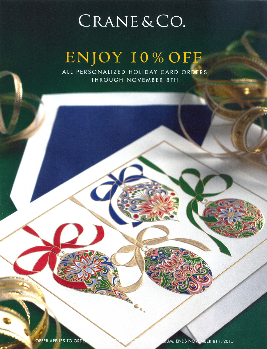 Holiday Cards - Kensington Paper